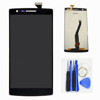 LCD Display Touch Screen Digitizer Panel Assembly For Oneplus One 1+ A0001 New