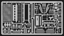 PE piezas para ZSU-23-4V1 Shilka, 1/35 (35477), Eduard Dragon