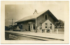 RPPC NY Cleveland Railroad Depot Station Oswego County