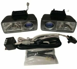 PIAA 90 PRO XT Professional Dual Driving Light & Projector Fog Open Box