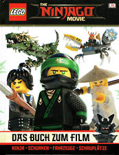 Lego Ninjago: Das Buch zum Kinofilm (The Ninjago Movie), Sachbuch, NEU