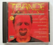 CD Trance Ambient (1997) Biosphere Laurent Garnier David Morley