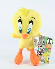 "LOONEY TUNES classic TWEETY PIE bird 6"" plush soft toy cartoon TV - NEW!"