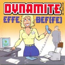DYNAMITE vs CISCO KID - Effe Beffe 3TR CDS 2000 EURODANCE / JUMPSTYLE