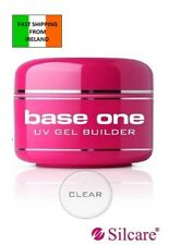 SILCARE UV Builder Gel - CLEAR 50g  Base One Authentic Product