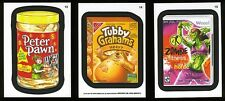 2013 Topps Wacky Packages Series 10 Black Ludlow Back #15 ~ Zombie Fitness