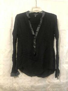 AMISU Women long sleeve T shirt top blouse size M, 014WMT03