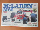 Vintage Factory Sealed Nitto Japan F-1 Formula McLaren M26 1/28 Scale Model Kit
