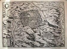 Antique map, Calatia vulgo Caiazo …