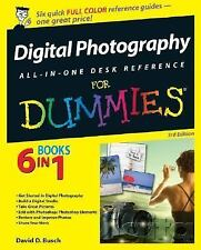 Digital Photography All-in-One Desk Reference For Dummies (For Dummies...
