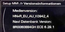 Audi MMI 3G Plus Update 2019/2020 - A4-A5-A6-A7-A8-Q3-Q5-Q7 - Europa Navi 6.29.1