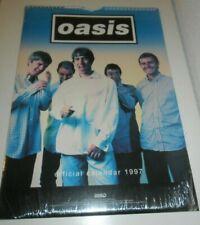 Oasis 1997 Calendar Kalender Calendario Calendrier Photos Noel Liam Gallagher