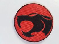 ThunderCats logo patch Cartoon Iron On Patch Sew on transfer Embroidered New