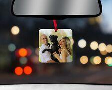 Personalised Square Car Air Freshener
