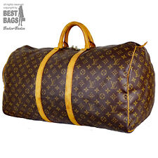 ORIG. Louis Vuitton keepall 55 bulto de equipaje de mano gross/buen estado