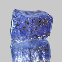 Natural Tanzanite Rough 21.90 Cts Vibrant Blue Top Quality Certified Gemstone