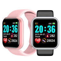 """1.3"""" Bluetooth Smart Watch Unisex Smart Watch For iPhone Android Samsung"""