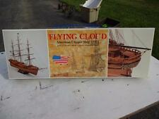 C. MAMOLI FLYING CLOUD CLIPPER SHIP MODEL. 1/96 SCALE. MV41 NEW.