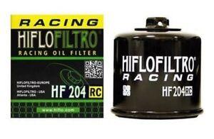 HiFlo Racing Oil Filter for Kawasaki KFX700 2005-2009