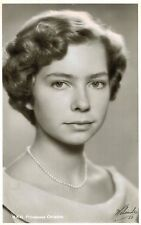 RPPC,Royalty,Sweden,Princess Christina,Sister of King Carl XVI,c.1950