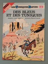 Tuniques Bleues 10 Lambil Cauvin Dupuis EO 1976 TBE