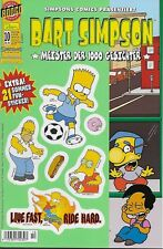 Simpsons Comics präsentiert Bart Simpson Nr.10 / 2003 Mit Stickern