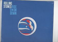 The Rolling Stones Ride EM on Down RSD Blue Vinyl 10 New/