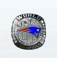 2018-2019 Patriots Brady Championship Replica MVP Rings Trophy Prize Size 9-13