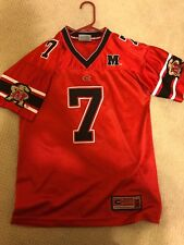 COLOSSEUM Univ of Maryland Terrapins Terps SEWN Swingman Jersey, YXXL  - Adult S