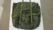 Genuine Us Military Od Nylon Large Alice Pack Field Lc1 Nos Ruck Only 1986 1992