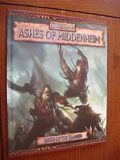 Warhammer - Ashes of Middenheim - Games Workshop/Black Industries HC 2005