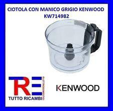 CIOTOLA CON MANICO GRIGIO ROBOT DA CUCINA KENWOOD KW714982