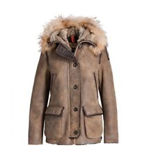 PARAJUMPERS SHEARLING JANIES WOMAN JACKET