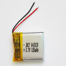 120mAh Li-polymer Rechargeable Battery 3.7V For MID MP3 PSP GPS bluetooth 402020