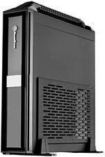 "Black, ABS Bazel, steel body black internal, Mini-ITX, 1*Slim ODD , 2*2.5""t, ..."
