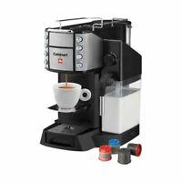 Cuisinart EM-600 Buona Tazza Superautomatic Single Serve Espresso Latte Coffee