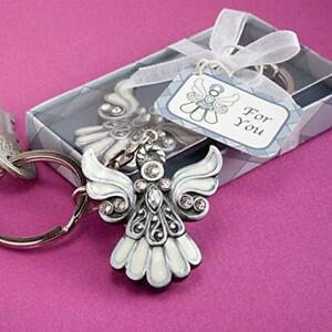 Fashioncraft  - Angel Design Keychain.