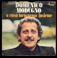 A CASA TORNEREMO INSIEME - IO TI TROVERO' # DOMENICO MODUGNO