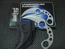 United Cutlery Undercover Karambit Fixed Blade Knife UC1466 New!