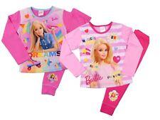 Girls Barbie Pyjamas PJs  Night Wear 3-4 Years 5-6 Years 7-8 Years