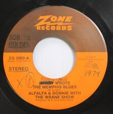 Hear! Blues 45 Alfalfa & Donnie With The Wrane Show - Handy Wrote The Memphis Bl