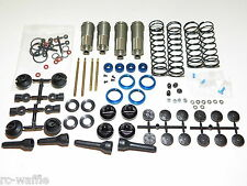 ASC80935 TEAM ASSOCIATED RC8 B3.1 BUGGY FRONT AND REAR SHOCKS COMPLETE SET
