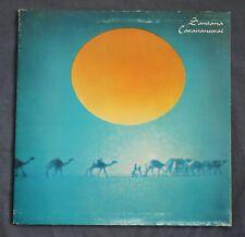 SANTANA - CARAVANSERAI - RARE 1972 UK CBS S 65299 A2/B2 - PSYCH PROG VINYL LP