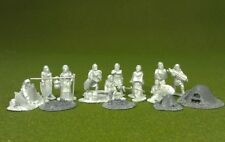 28mm  Medieval  camp followers Lion Rampant Saga  cross and crescent