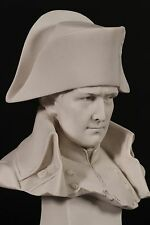 Marble Bust of Napoleon Bonaparte, Sculpture. Art, Gift, Ornament.