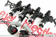 1000cc DIRECT FIT Fuel injectors 89-05 Mazda Miata MX-5 1.6L 1.8L Turbo B6ZE