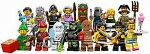 GENUINE LEGO MINIFIGURES COLLECTIBLES COL100 - COL199 CHOOSE YOUR OWN