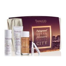 Thalgo The City Dweller Beauty Kit, Gel Cream /Sacred Oil /Concentrate /Remover