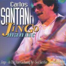 Carlos Santana Jingo maniac (12 tracks, 1968/2000)  [CD]