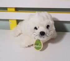 AURORA BABIES SEAL TOY PLUSH TOY SOFT TOY CUDDLY CUTE 25CM LONG! BEANS INSIDE